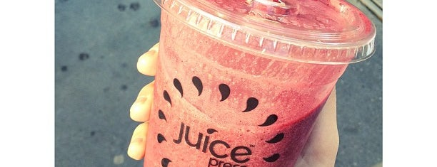 Juice Press is one of Top 10 2014 - NY airbnb.