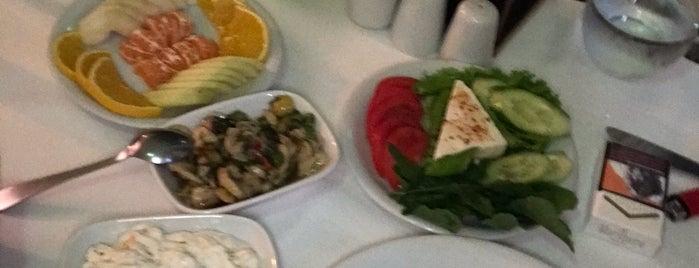 Gizli Bahçe Et & Balık Restaurant is one of Bülent : понравившиеся места.