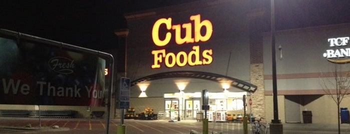 Cub Foods is one of Lieux qui ont plu à Krista.