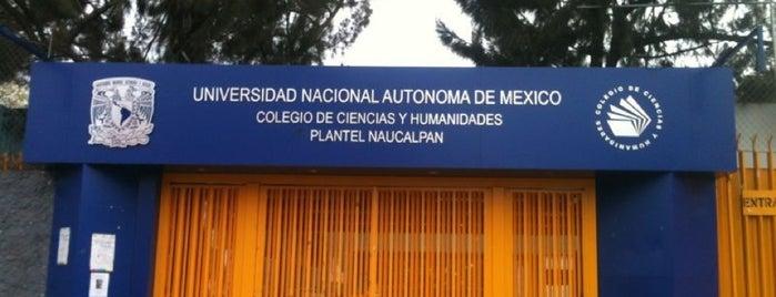 Colegio de Ciencias y Humanidades (CCH) is one of Lugares historicos en mi vida.