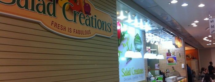 Salad Creations is one of Orte, die Luis gefallen.