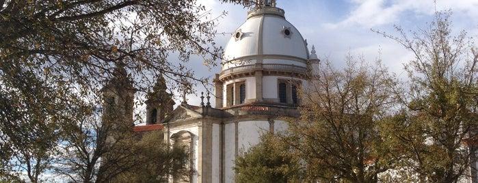 Santuário do Sameiro is one of Braga.
