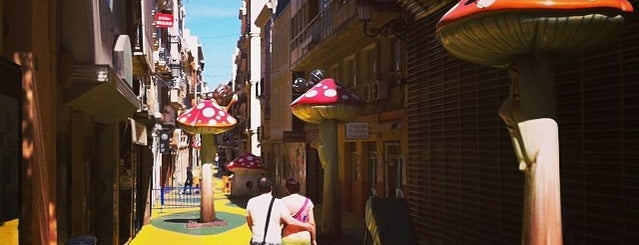 Calle San Francisco is one of Orte, die Evgeny gefallen.