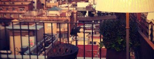 La Dolce Vitae - Terrassa del Majestic is one of Terrazas Barcelona.