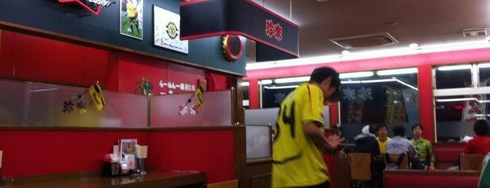 珍来 柏日立台店 is one of Orte, die Shioura gefallen.