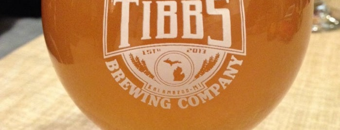 Tibbs Brewing Company is one of MI Breweries.