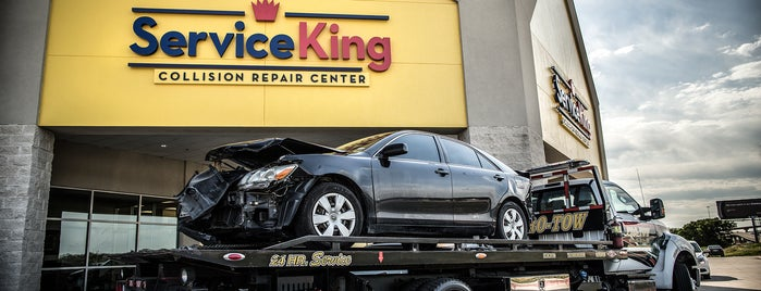 Service King Collision Repair of Ocoee is one of Posti che sono piaciuti a Andrii.