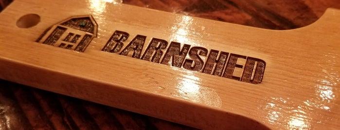Barnshed Brewing is one of Posti salvati di Rachel.