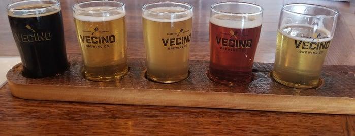 Vecino Brewing Co. is one of สถานที่ที่บันทึกไว้ของ J.