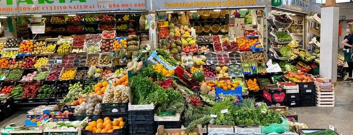 Mercado Municipal de Marbella is one of Испания.