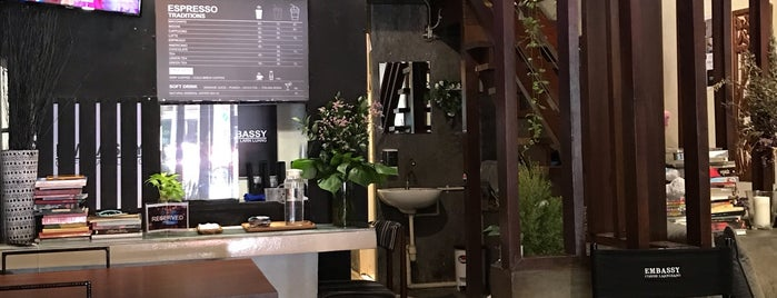 Embassy Coffee Larn Luang is one of 07_ตามรอย_coffee.