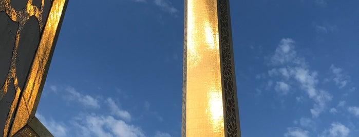 Dubai Frame is one of Locais curtidos por Hayo.