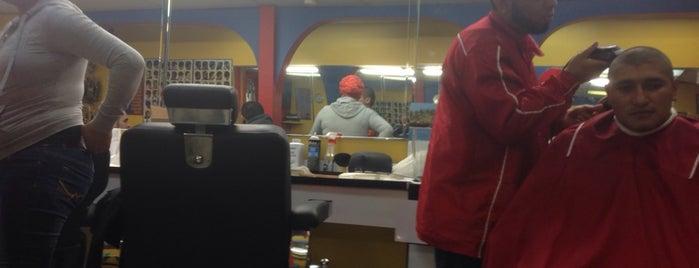 El Boga Stilo Barbershop is one of Locais curtidos por Josue.