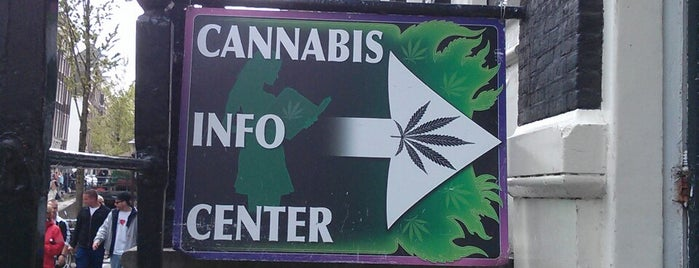 Cannabis College is one of amsterdam.