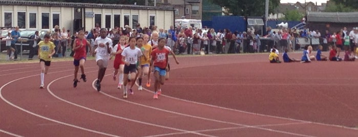 Croydon Arena (Home of Croydon FC) is one of Lily B League meet venues.