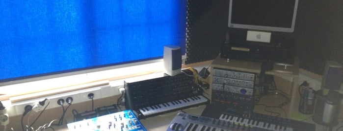 Plexiglass Music Works-Sound Studio is one of David: сохраненные места.