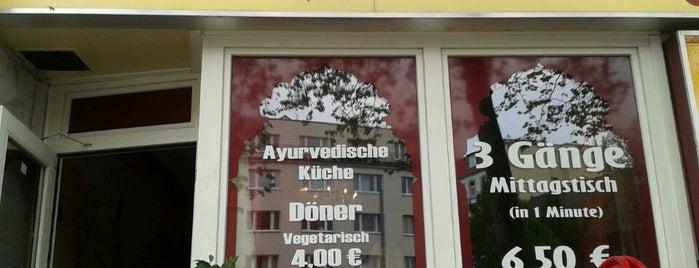 Gopalam is one of Vegetarische Restaurants in Hamburg / Vegetarian.