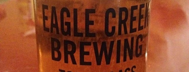 Eagle Creek Brewing Company is one of Georgia Breweries.