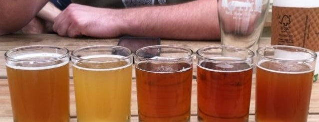Our Mutual Friend Brewing Company is one of Denver.
