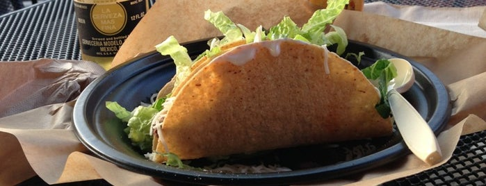 Qdoba Mexican Grill is one of Favorite eateries.
