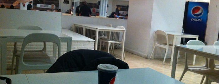 All U Can Eat is one of Comer en Madrid.