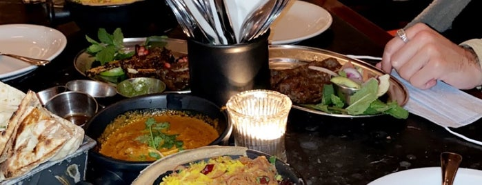 Dishoom is one of London lunch/middag.