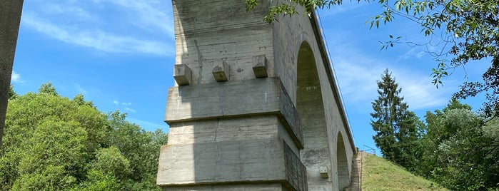 мост в Токаревке is one of Калининград.