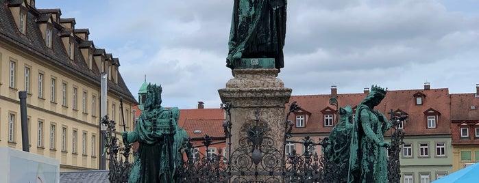 Maximiliansbrunnen is one of Alemanha.