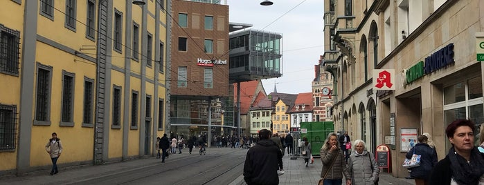 Erfurt is one of Berlin.