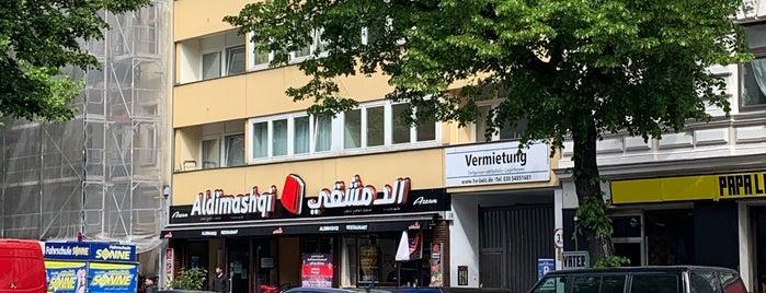 Aldimashqi is one of Selcuk'un Beğendiği Mekanlar.
