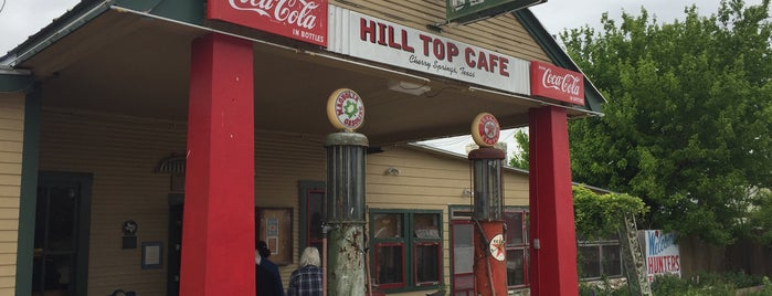 Hill Top Cafe is one of What to do in Fredericksburg, TX.
