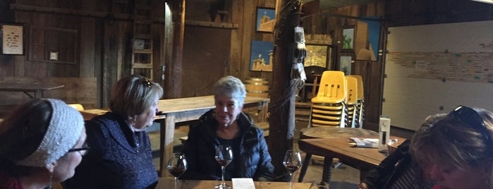 Barking Rock Winery is one of Russ's Liked Places.