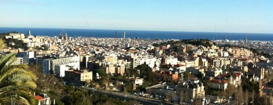 Mirablau is one of Barcelona.
