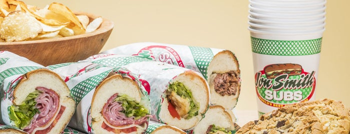 Jon Smith Subs is one of Boca faves.