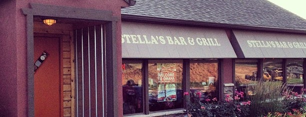 Stella's Bar & Grill is one of Omaha.