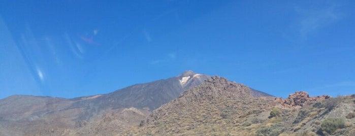 Las Cañadas del Teide is one of Gespeicherte Orte von Evgeny.