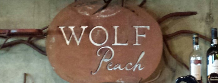 Wolf Peach is one of Sea to Table Chef Partners.