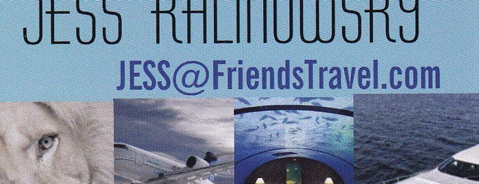 Friends Travel LLP is one of Tempat yang Disukai JESS.