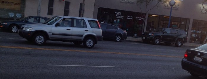 W Salon West Hollywood is one of Tempat yang Disukai JESS.