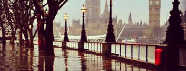 Embankment Pier is one of london.
