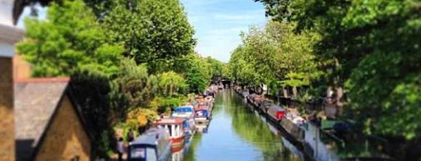 Little Venice is one of Favourite places in London.