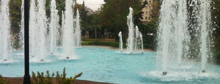 Aydın Kanza Parkı is one of Lieux qui ont plu à Barış.