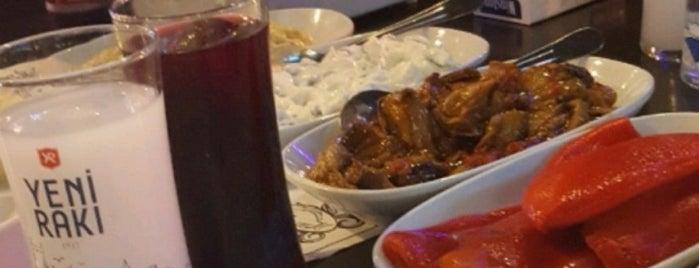 Kalamış Paysage Balık Alacarte Restaurant is one of Orte, die Dsignoria gefallen.