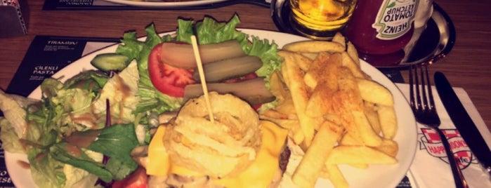 Nefaset Cafe & Restorant is one of Lieux sauvegardés par Can.
