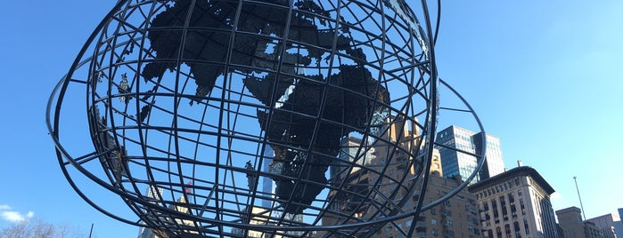 コロンバスサークル is one of Nueva York.