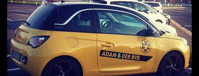 Adam Opel AG is one of สถานที่ที่ Besim ถูกใจ.
