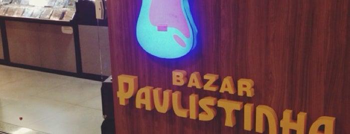 Bazar Paulistinha is one of Goiânia Shopping.