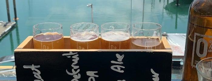 Dr Rudi's Rooftop Brewing Co. is one of Locais curtidos por Antonella.