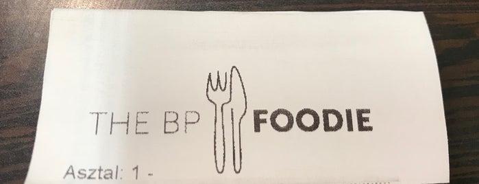 The BP Foodie is one of Orte, die Péter gefallen.