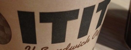 ITIT - Il Sandwich Cafè is one of Food/Restaurant ecc.